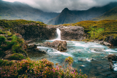 Scotland - Fairy Pools 2
