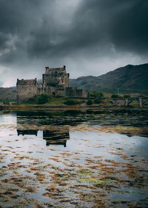 Scotland - Eilean Donan 3