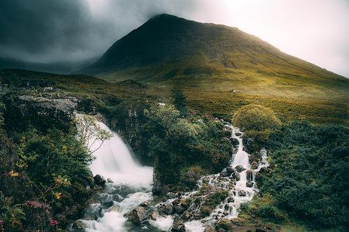 Scottish Highlands- Isle of Skye