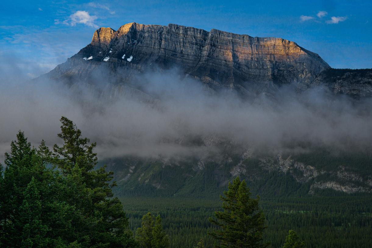 Canada - Banff Sunrise