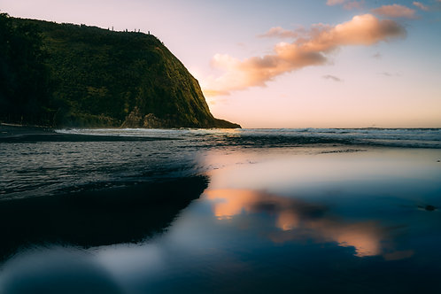 Waipio Valley Sunset 3