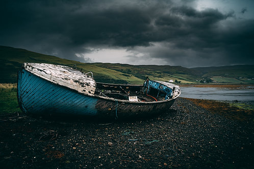 Highlands Boat - Scotland