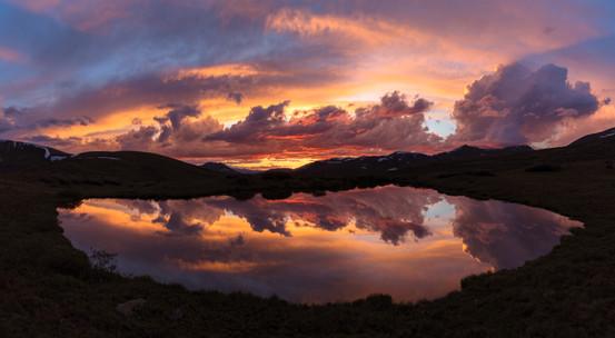 Colorado - Sunset 2