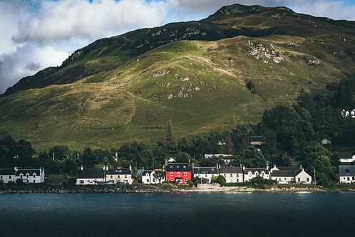 Scottish Red House