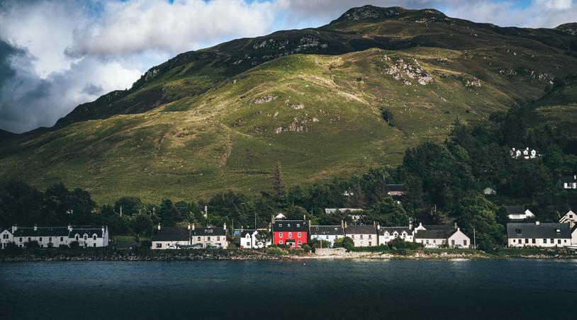 Scotland - Houses