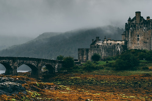 Eilean Donan Panorama