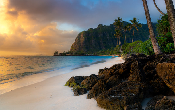Hawaii - Kualoa Sunrise