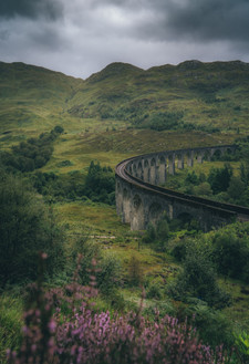 Scotland - Glenfinnan Viaduct 3