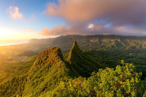 Olomana Sunrise 3