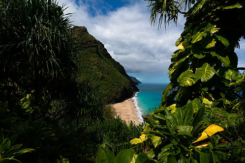 Hidden Beach - Kauai