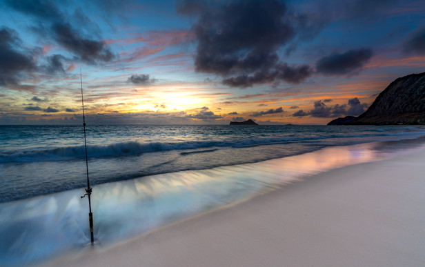 Hawaii - Waimanalo Sunrise 1