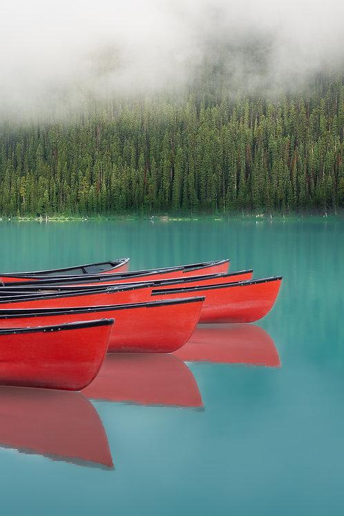 Lake Louise Boats - Canada