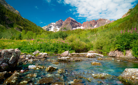 Colorado - Maroon Bells 2