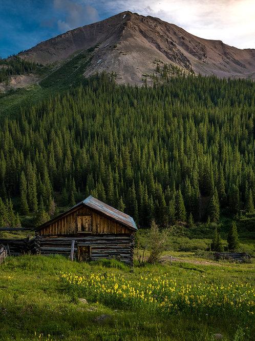 Colorado Cabin - Horizontal