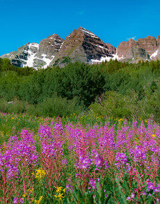 Colorado - Maroon Bells 3