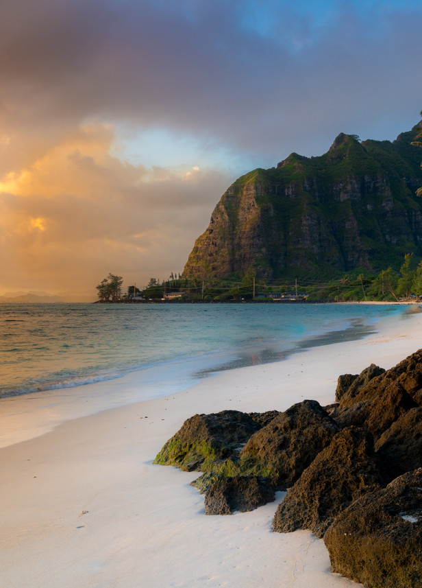 Hawaii - Kualoa Sunrise 4