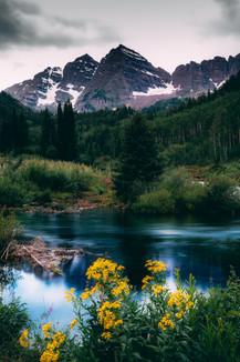 Colorado - Maroon Bells 5