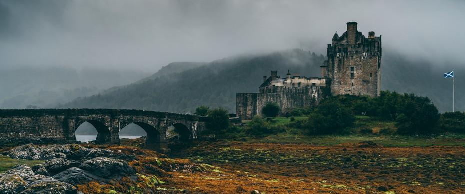 Scotland - Eilean Donan 2