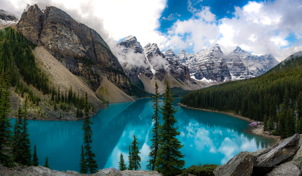 Canada - Moraine Lake 2