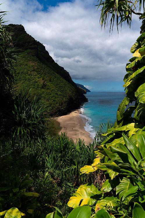 Hidden Beach - Kauai 2
