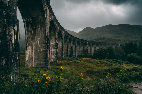 Scotland - Glenfinnan Viaduct 2