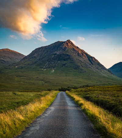 Scotland - Mountain 2