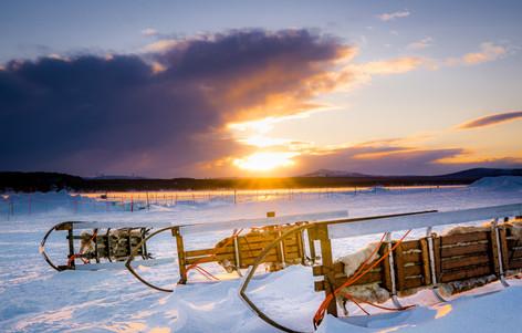 Arctic Circle, Sweden