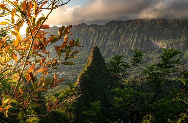 Hawaii - Olomana Sunrise 5