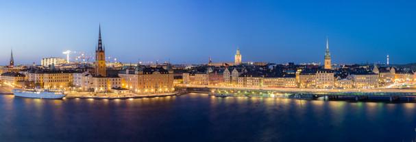 Stockholm, Swedne