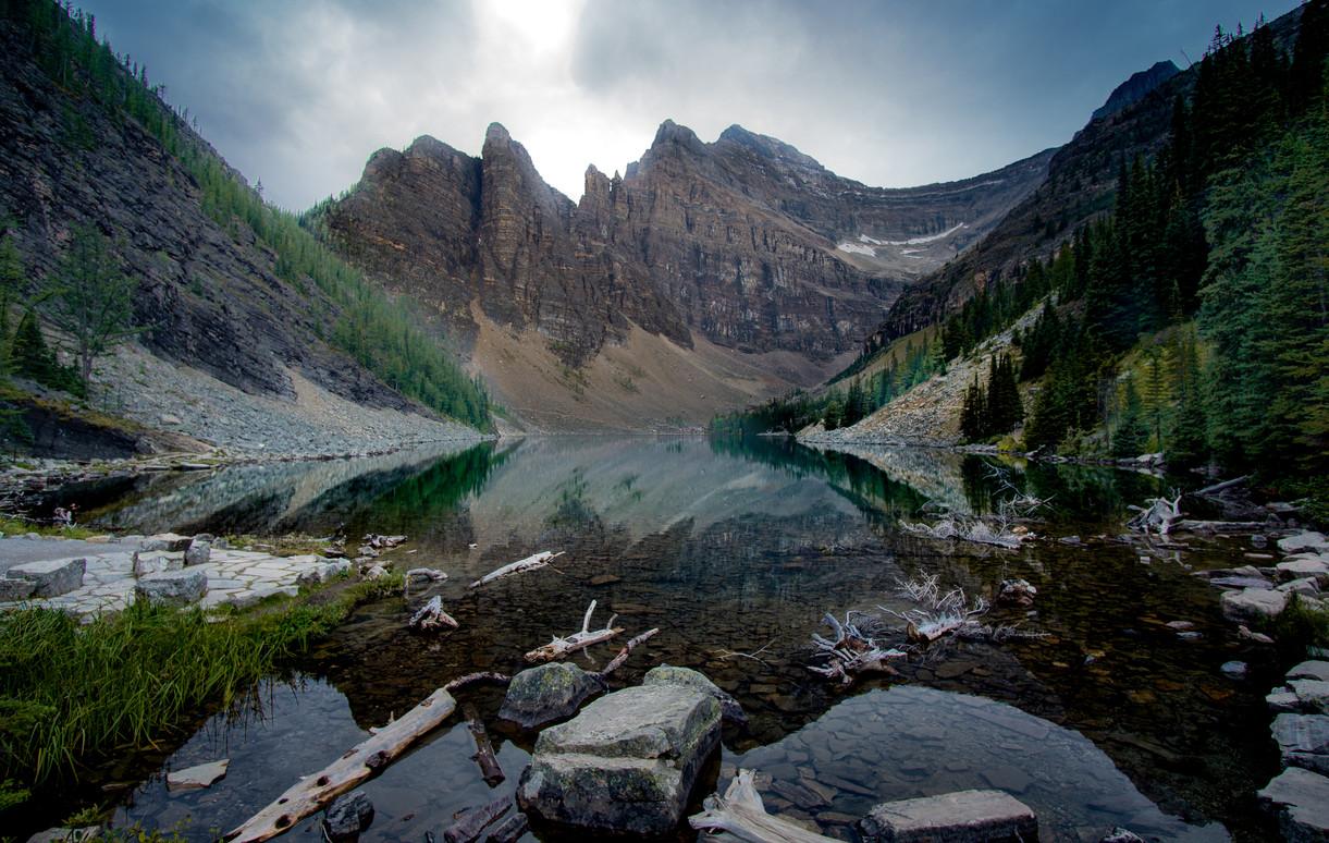 Banff National Park - Lake Agnes