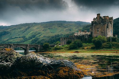 Eilean Donan 1 - Scotland