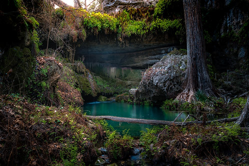 Texas Hill Country Grotto