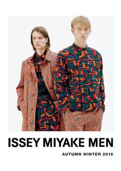 ISSEY MIYAKE AW16