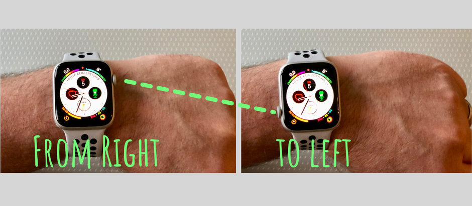 Apple Watch: How To Change The Digital Crown Orientation!