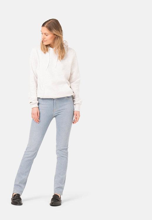 Jeans a sigaretta in cotone riciclato e organico - Mud Jeans