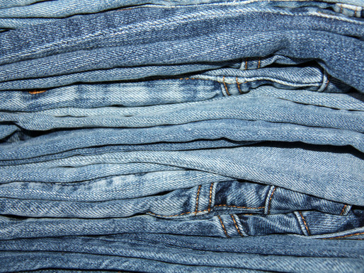 #Lovedclotheslast: il Denim