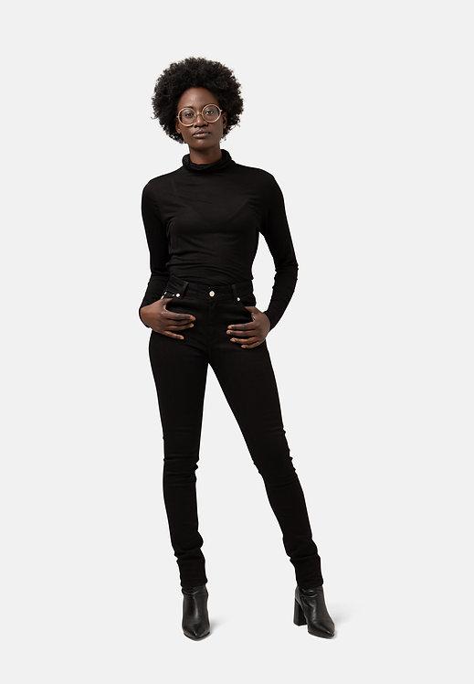 Skinny Hazen Black - MUD Jeans