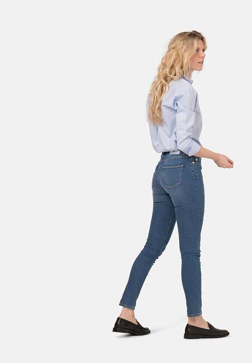 Skinny Hazen Blue - MUD Jeans
