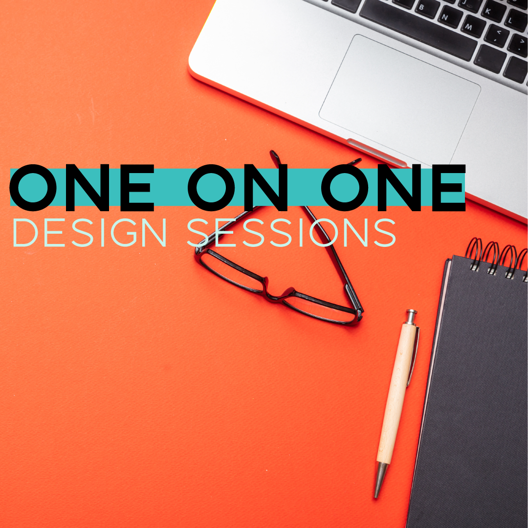 One on One Design Lessons