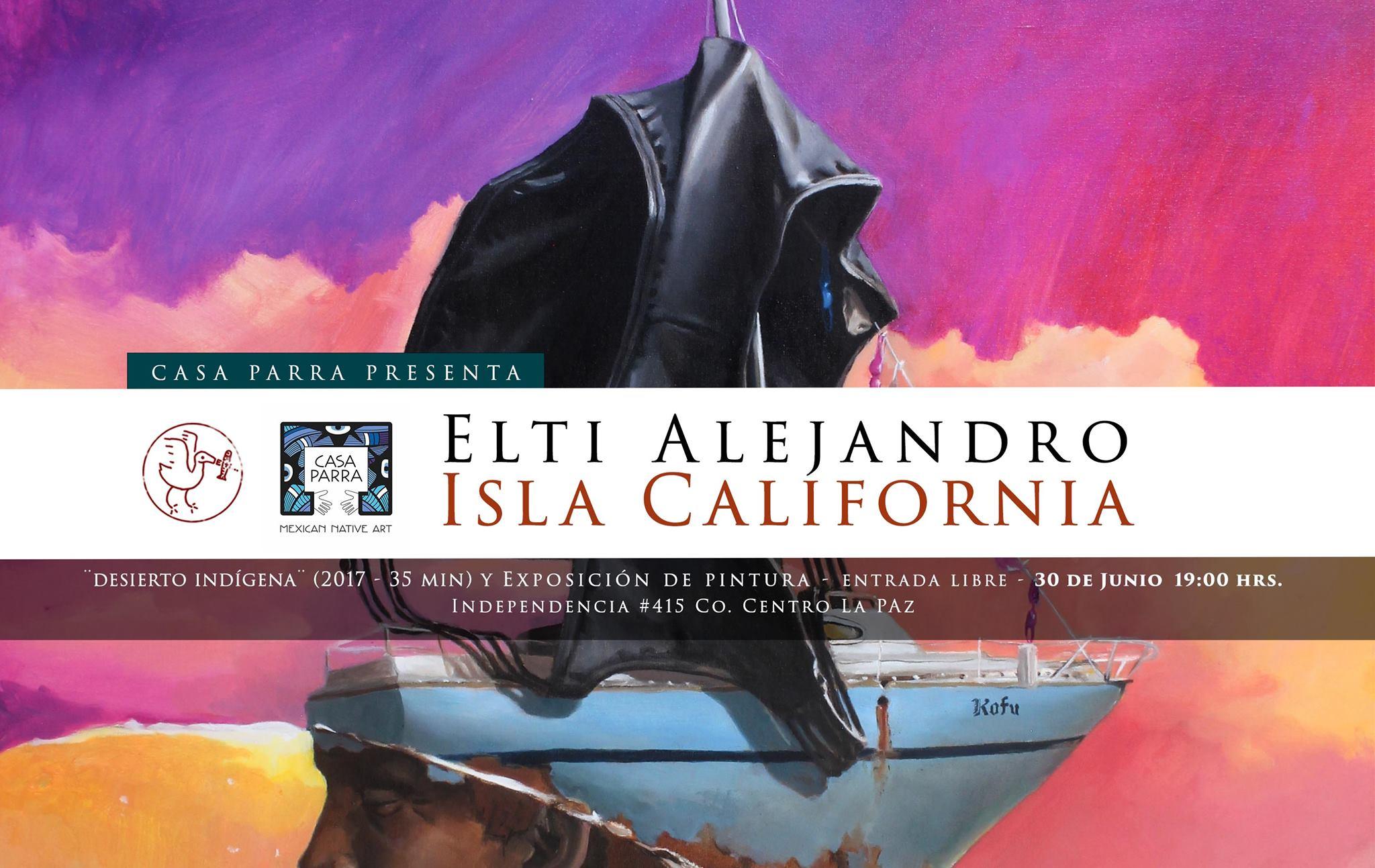 Isla California by Elti López
