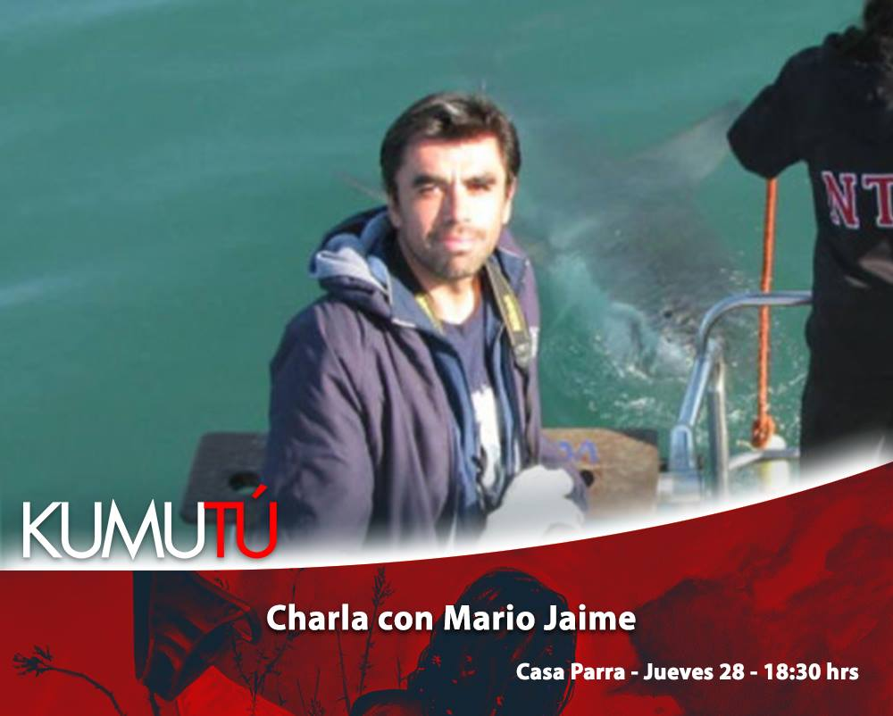 Kumutu Conversatorio Mario Jaime