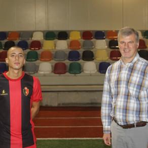 Zé Diogo já treina no Dumiense CJPII Futebol SAD