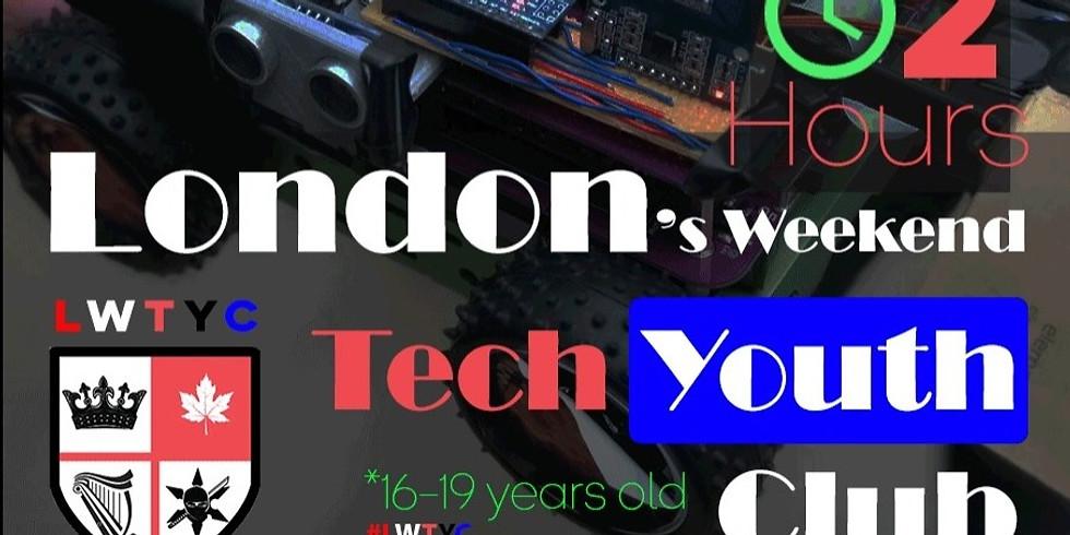 New London Weekend Tech Youth Club - Uxbridge (1)