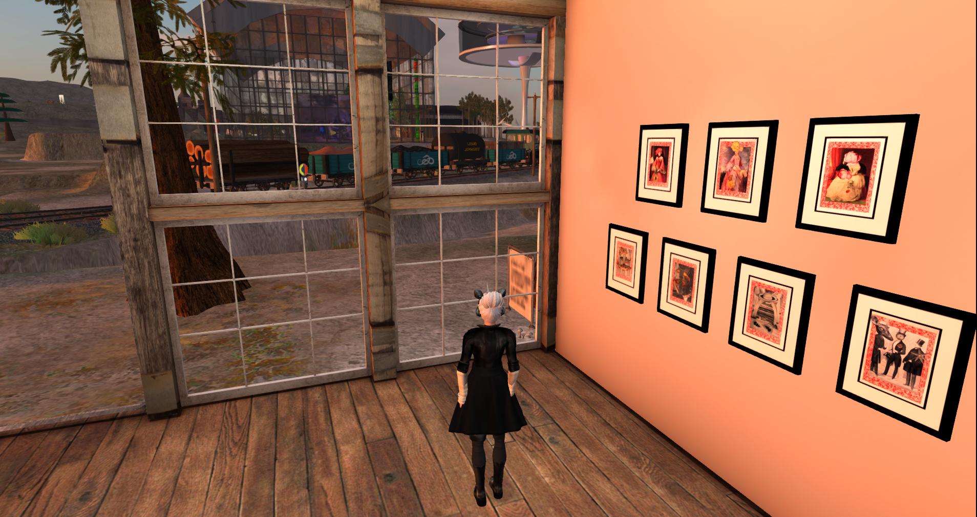 Open Book Gallery