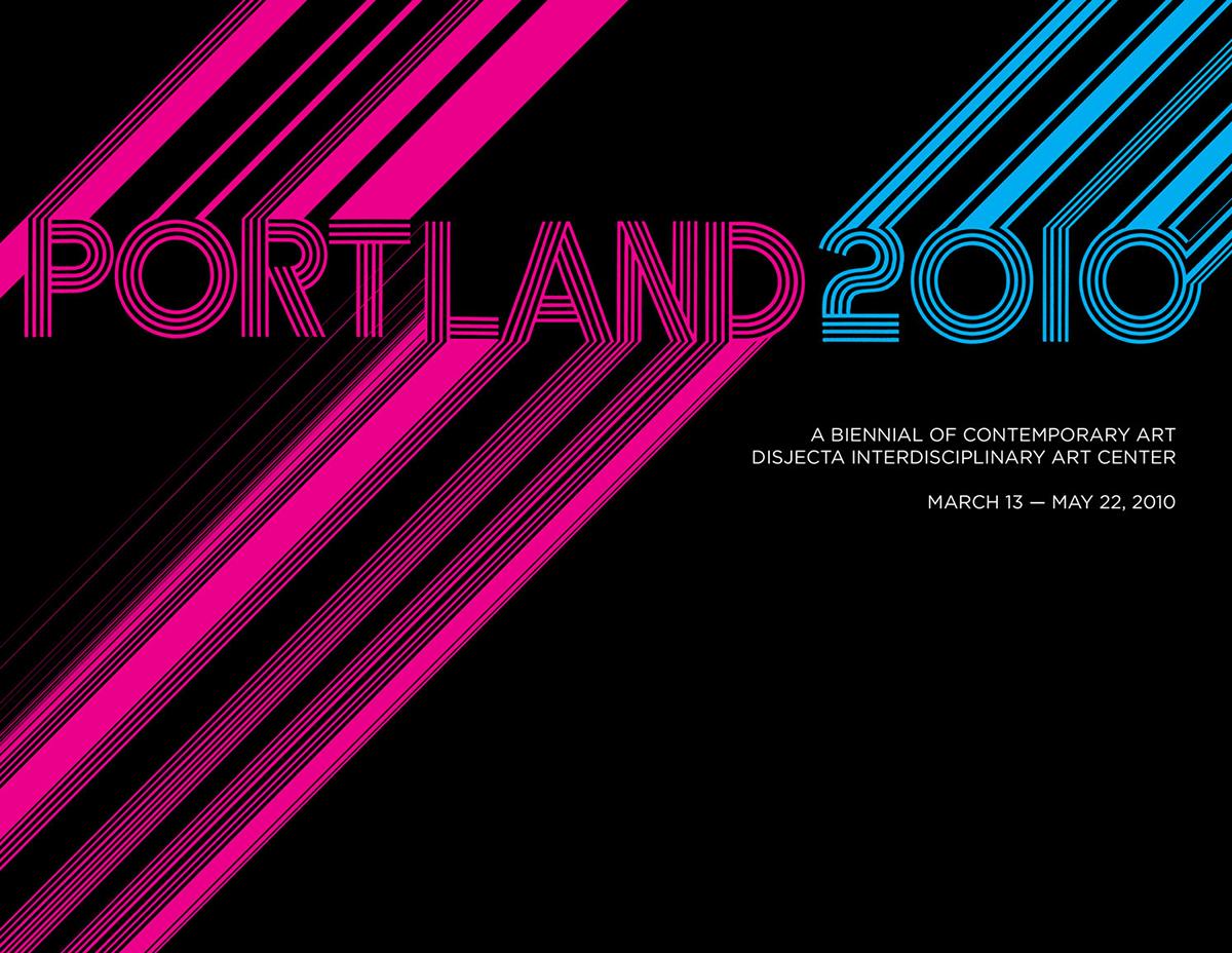 Portland Biennial catalogs