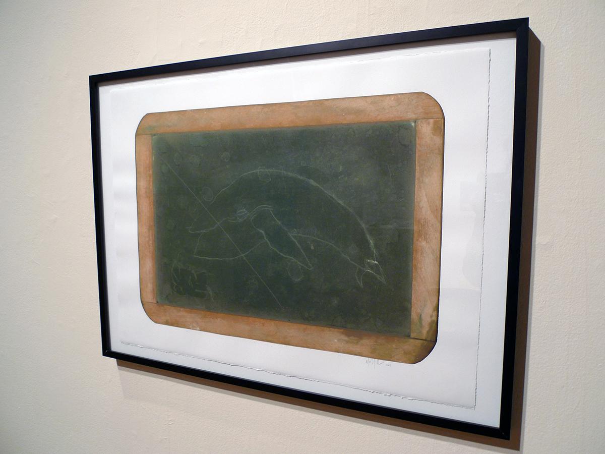 Chalkboard Whale