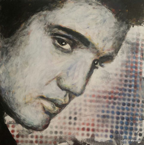 The King Acryl auf Leinwand 70x70.jpg