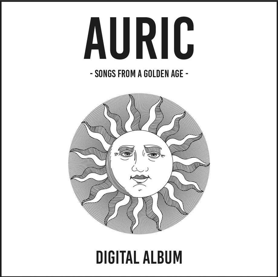AURIC THE ALBUM A bilingual album in which eclectic contemporary sounds mix with the power of classical words  £15