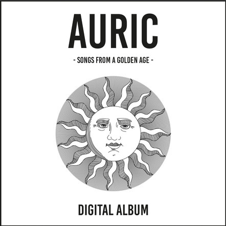AURIC THE ALBUM A bilingual albumin which eclectic contemporary sounds mix with the power of classical words  £15