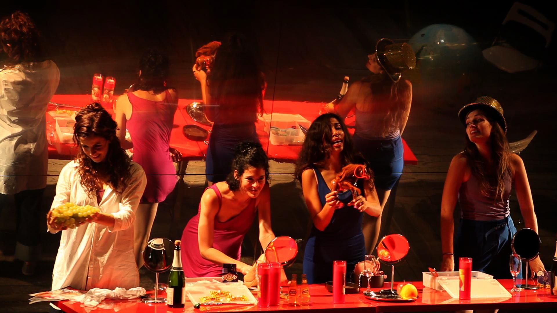 Naces Consumes Mueres (Theatre)